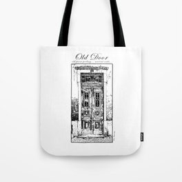 Lisbon Old Door, Old Paint Peeling... Ancient souls... Tote Bag