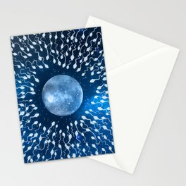 The Origins of Life Stationery Cards