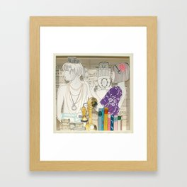 'A Modern Curiosity' 2010 Framed Art Print