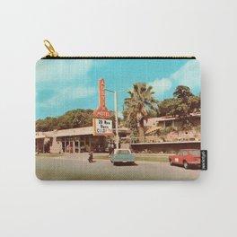 Vintage Austin Motel Carry-All Pouch