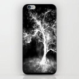 Ghost iPhone Skin