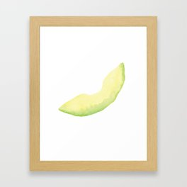 avo Framed Art Print