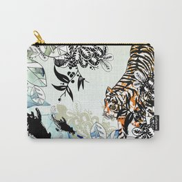 Tiger Tiger Carry-All Pouch