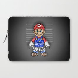 It's ME, Evil Mario !  Laptop Sleeve