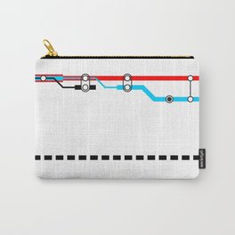 Transportation (Instructions and Code series) Carry-All Pouch