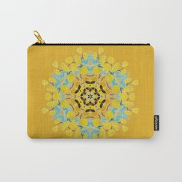 bee's flwer alone Carry-All Pouch