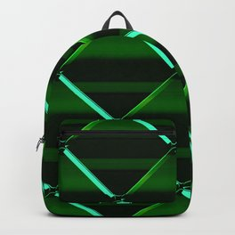 Gem pattern Backpack
