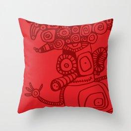Turlupin Throw Pillow