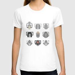 Cybermen T-shirt