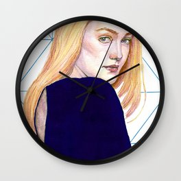 Impenetrabile Wall Clock