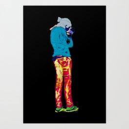 Turista I Art Print