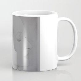 Meryl Streep Profile Coffee Mug