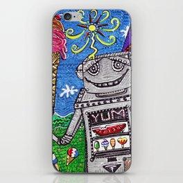 Summer Yum iPhone Skin