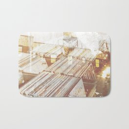Back to the Crates Bath Mat