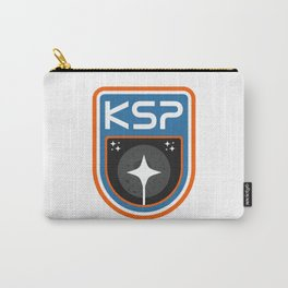 Kerbal Space Program Badge - The Mun Carry-All Pouch