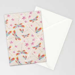 CN DRAGONFLY 1008 Stationery Cards