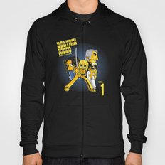 Beatrix Kiddo Vs The De.Vas Hoody