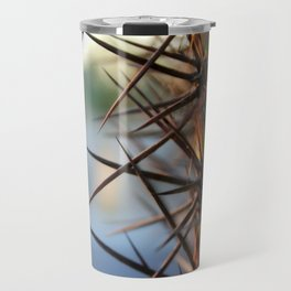 The Thorns In Life Travel Mug