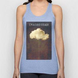 Im a cloud stealer Unisex Tank Top