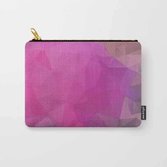 Geometric NC 01 Carry-All Pouch