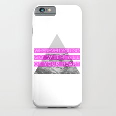 All of Your Heart Slim Case iPhone 6s