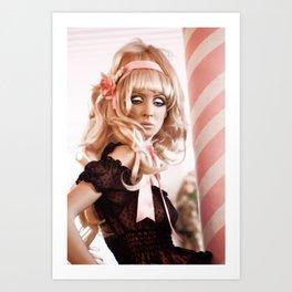 Mannequin 97 Art Print