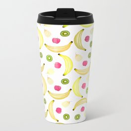 FRUITY DELICIOUS Metal Travel Mug
