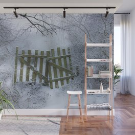 Off limits !! Wall Mural