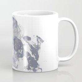 Liquid Skull Coffee Mug