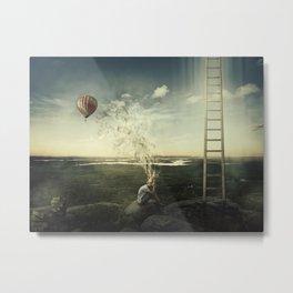 artist imagination Metal Print