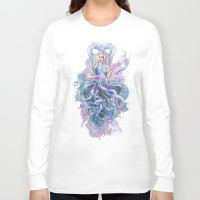 dress Long Sleeve T-shirts featuring Octupus Dress by Mr. Gabriel Marques