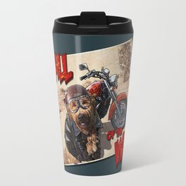 The Call of the Wild Travel Mug