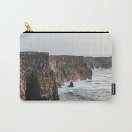 Travel to Ireland: Cliffs of Moher Carry-All Pouch