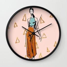 Fashion Boss Wall Clock