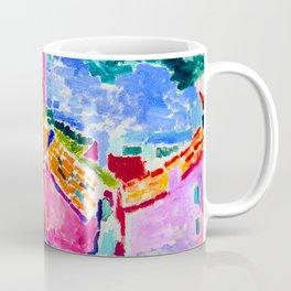 Henri Matisse Les toits de Collioure Coffee Mug