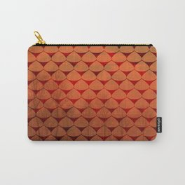 Autumn Dreams, Abstract Landscape Art Carry-All Pouch