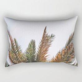 Tropical Vibes Rectangular Pillow