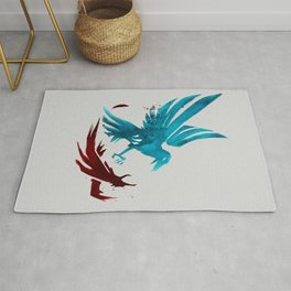 Infamous Second Son - Good Karma Delsin Rowe Rug