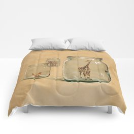 Glass Menagerie Comforters