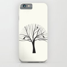 bird tree iPhone 6s Slim Case