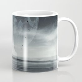 oceans of tranquility Coffee Mug