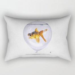 Inflated Rectangular Pillow
