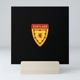 Scottish Shield Mini Art Print