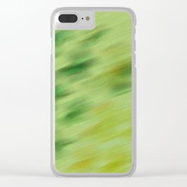 Dazed Clear iPhone Case
