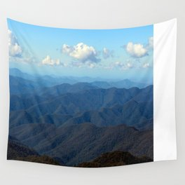 On A Clear Day Wall Tapestry