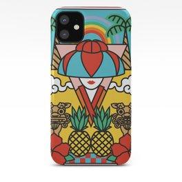 Tropical Okinawa Japan – japanese, asian american, pacific islander iPhone Case