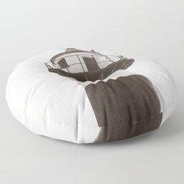 Lookout #2 Floor Pillow