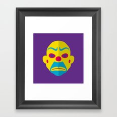 Hired Goon Framed Art Print