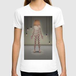 A light man T-shirt