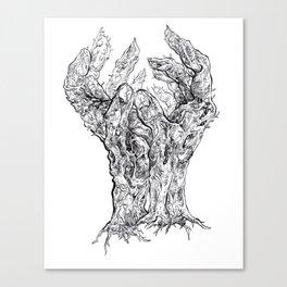 PLAINS Canvas Print
